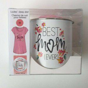 Other - Best Mom Mug & PJ Set